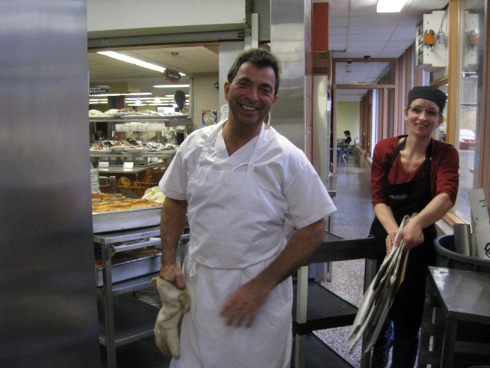 Jacques patoine chef de la cuisine et aussi ma tre en - Chef de cuisine definition ...