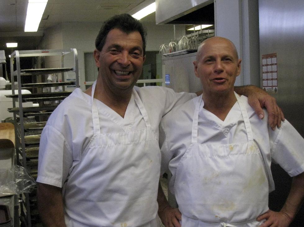 Jacques patoine chef cuisinier et claude dubois for Cuisinier 2010